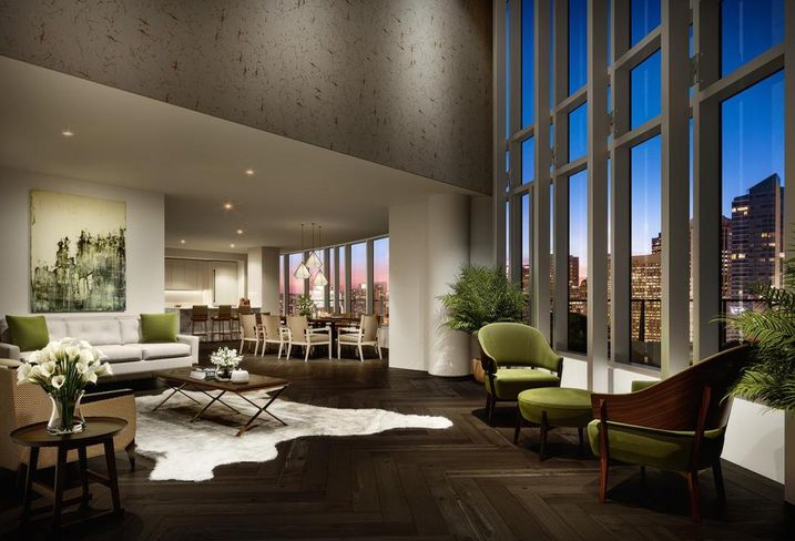 $13.5M Penthouses For Sale At Tishman Speyer's Lumina