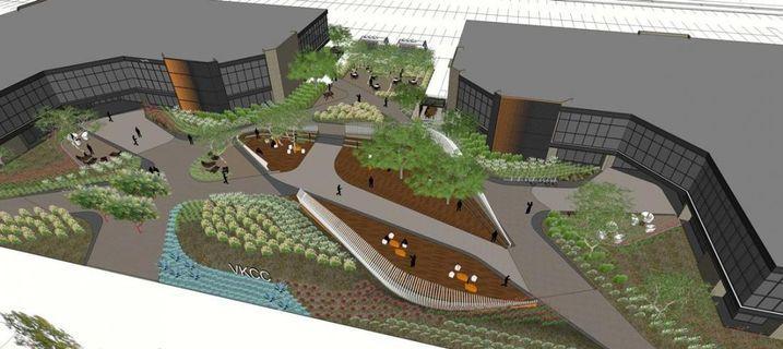 VKCC (Von Karman Creative Campus) in Irvine, CA