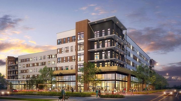 Crescent Communities To Develop Another Mixed-Use Property, This Time In Montford Park