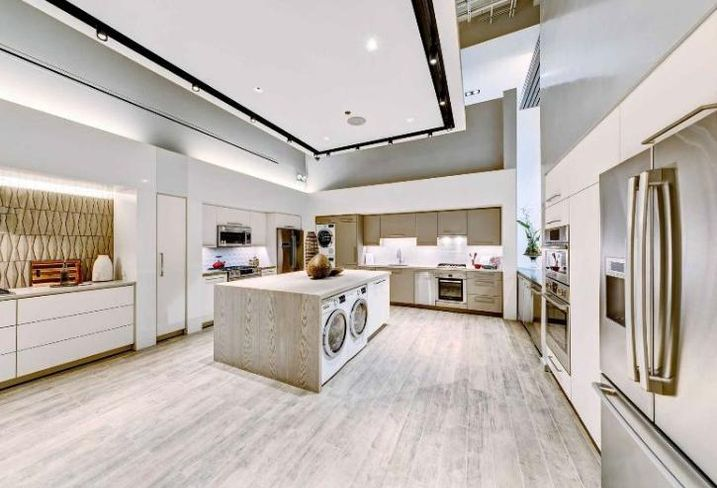 BSH Home Appliances Corporation Experience and Design Center at Merchandise Mart
