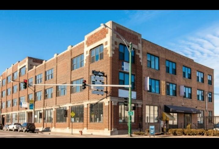 A mixed-use asset at Elston and Webster in Chicago