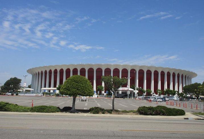 The Forum, Inglewood, CA