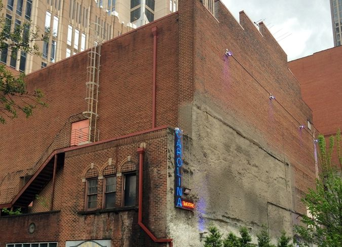 Carolina Theatre Rehab Delayed By Cost Increases