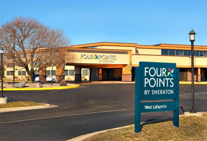 Four Points by Sheraton, West Lafayette, Ind.