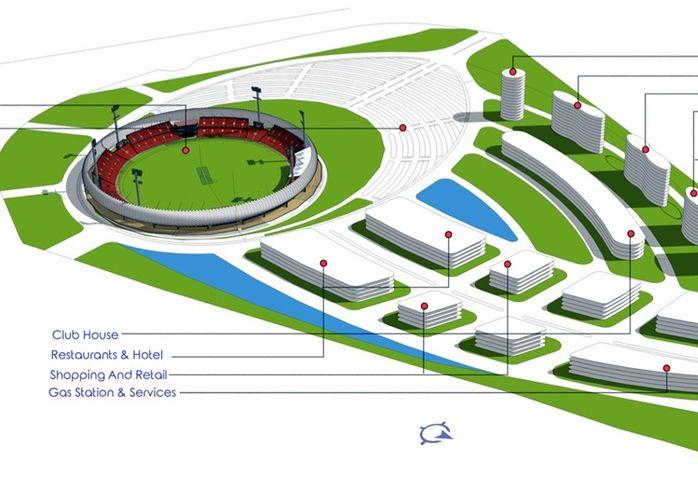 Cricket Group Eyeing Gwinnett Place Mall For Atlanta Stadium