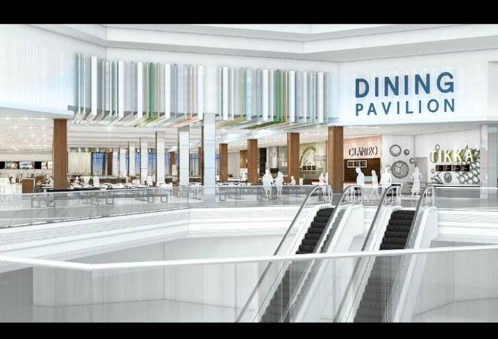 Woodfield Mall Begins $14M Construction Of New Dining Pavilion