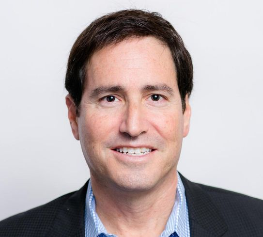 CBRE Executive Vice President Dean Zander
