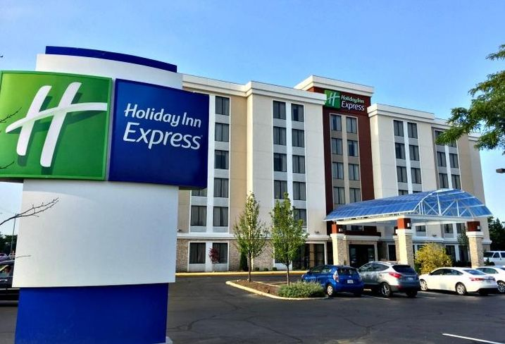 Holiday Inn Express, Arlington Heights, Ill.