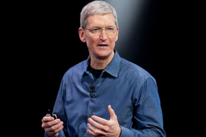 Tim Cook, Apple CEO