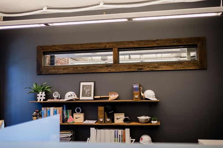 What's Old Is New Again: Inside Mortenson Construction's Pearl District Office