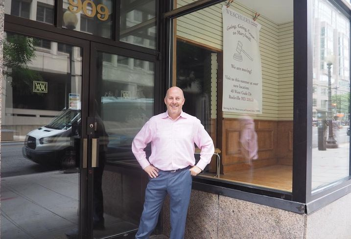 Bruce Pascal Weschler's Auctioneers & Appraisers 909 E St. NW