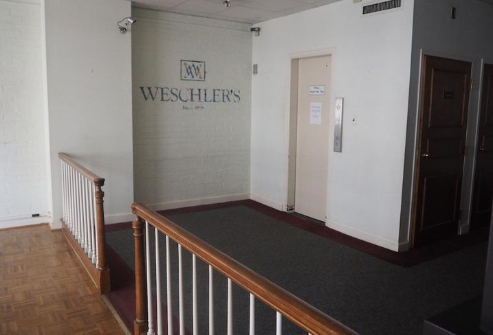 Wechler's Auctioneers & Appraisers 909 E St. NW