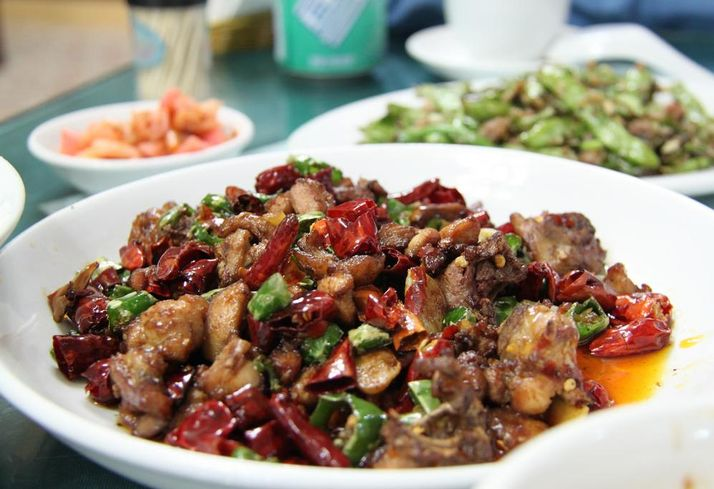 Sichuan Chinese Food