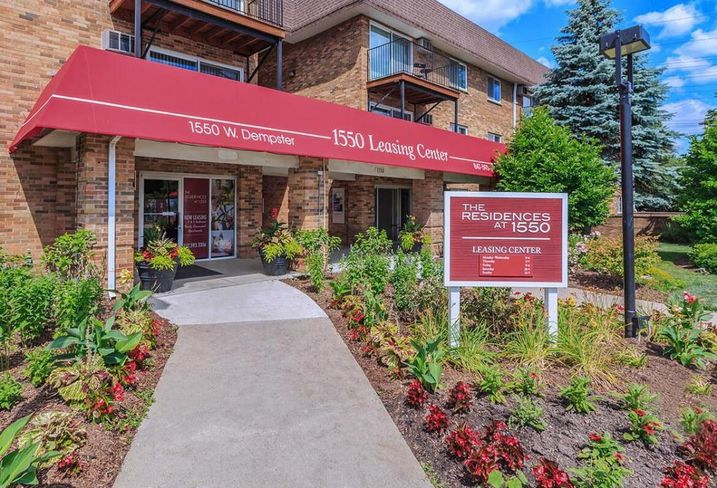 The Residences At 1550, Mt. Prospect, Ill.