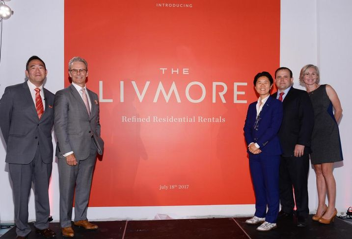 The Livmore launch
