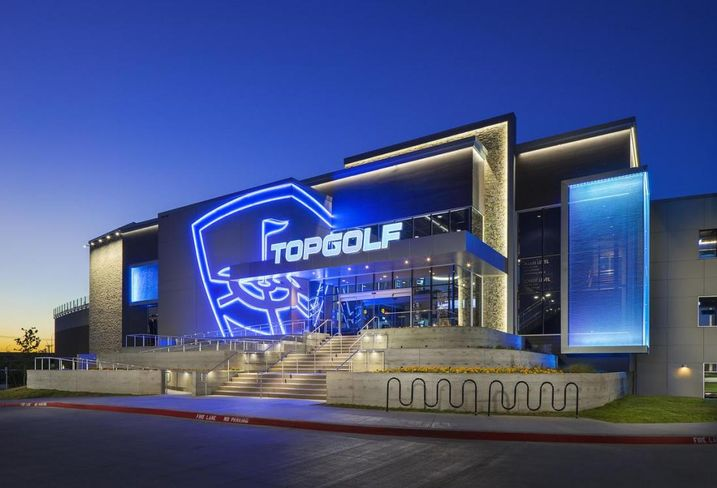 TopGolf Fort Worth