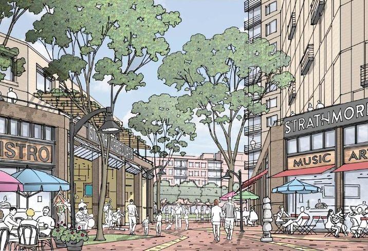 Strathmore Square Fivesquares Development