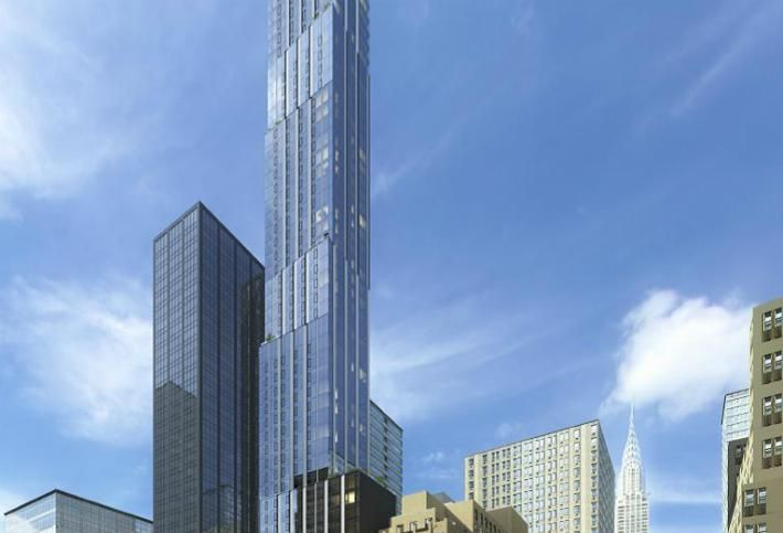 Ceruzzi Nails Down $300M Construction Loan For Midtown Luxury Condos