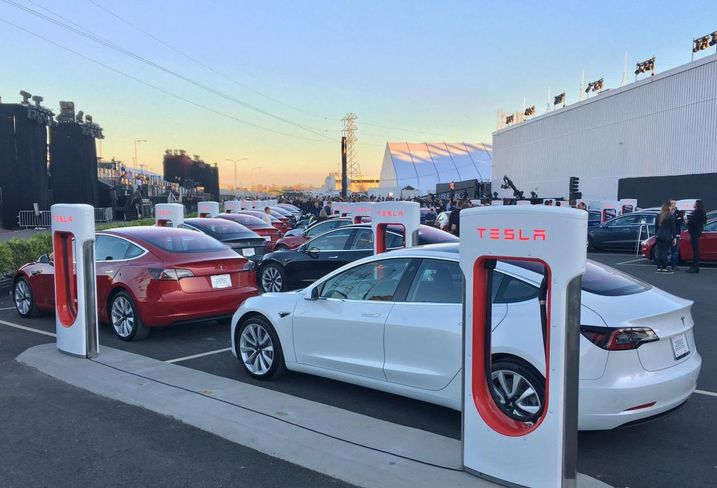Production Of Tesla's Model 3 To Remain Concentrated In The U.S.