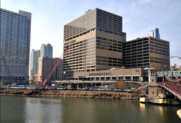 River North Point, 350 North Orleans, Chicago