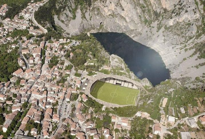 A Controversial List Of The Best And Worst Football Stadiums In The World