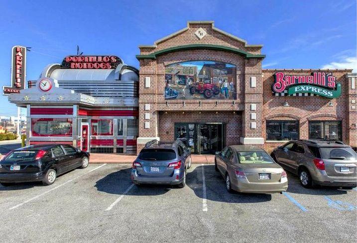 Portillo's Hot Dogs, Merrillville, Ind.