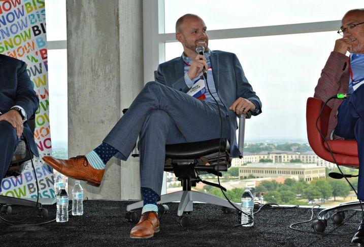 Hines Managing Director Drew Steffen