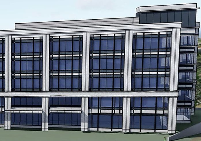 Pope & Land Aiming For Boutique Office Project In Cumberland