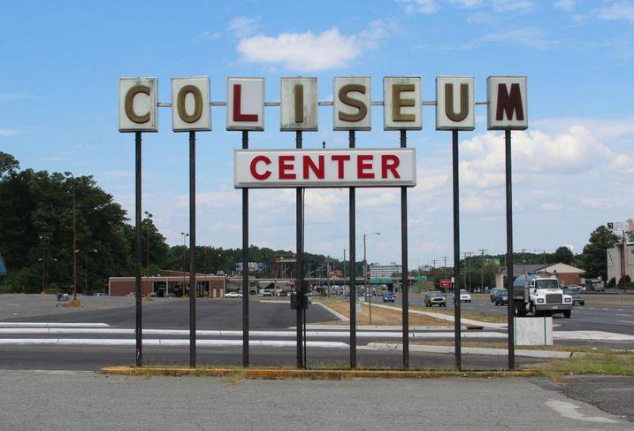 $35M Coliseum Crossing Replacing Notorious Charlotte Eyesore