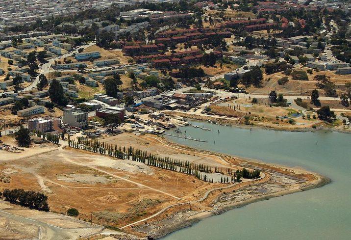31 Acres Along San Francisco's Waterfront Closer To Development