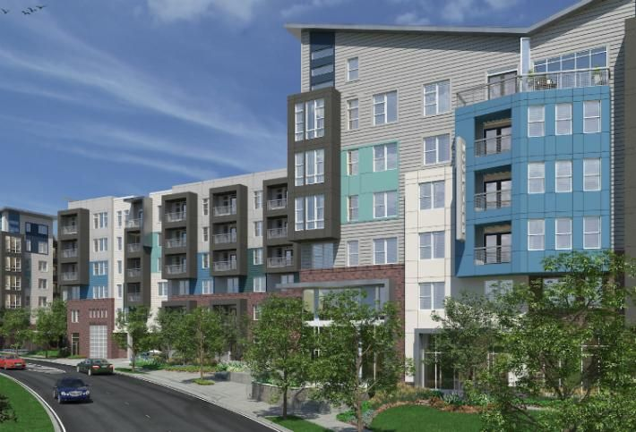 New Multifamily Building Near King Of Prussia Town Center Moves Forward
