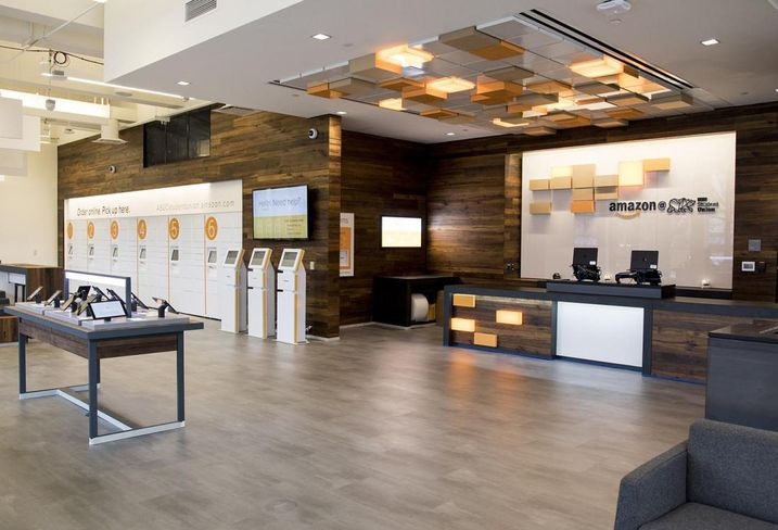 Amazon Takes Brick-And-Mortar Retail Head-On With Instant Pickup