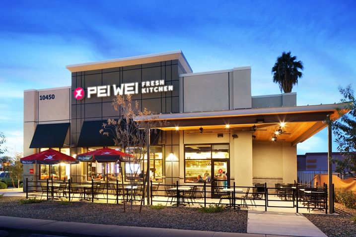 Pei Wei Puts Down Roots In Las Colinas