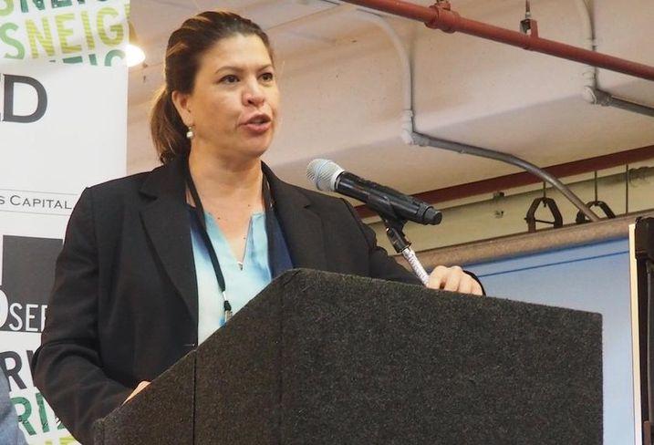 WMATA Real Estate Director Nina Albert