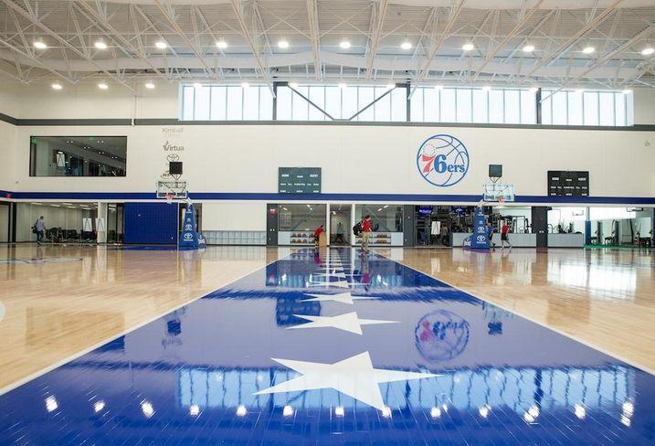 Philadelphia 76ers training facility