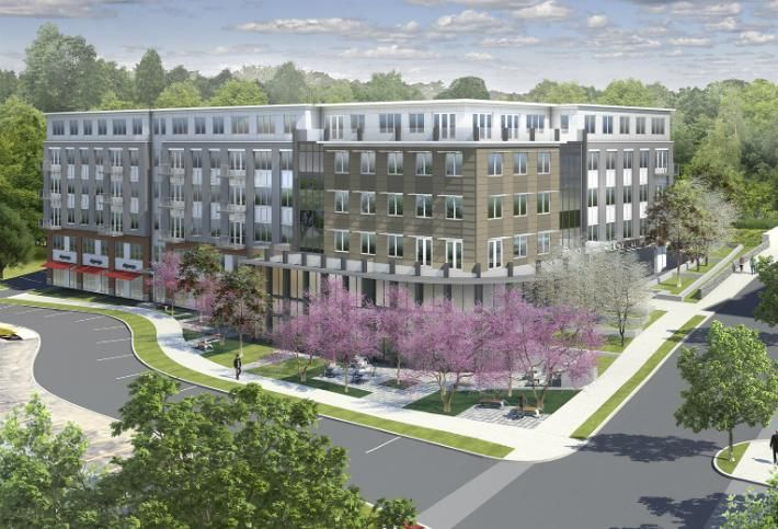 Bala Cynwyd's Sleepy Main Drag Is In For A $100M Development