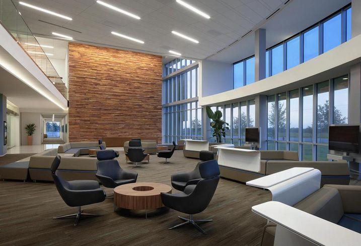 WHEC interior