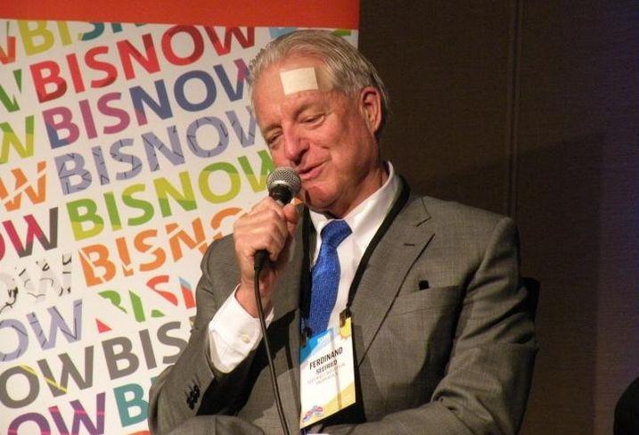 Seefried Industrial Chairman Ferdinand Seefried