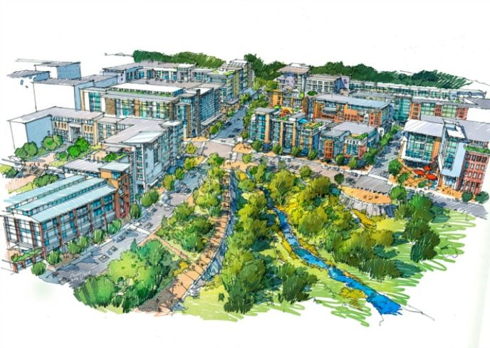 Major Mixed-Use Projects Targeted Around Charlotte Airport
