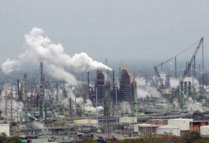Exxon Mobil Refinery, Baton Rouge