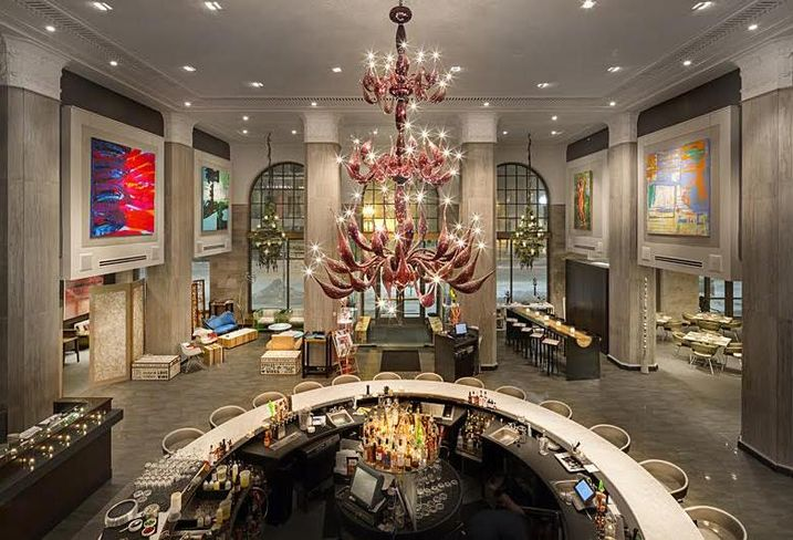 Back Bay Restaurant To Reinvent For The Global Stage