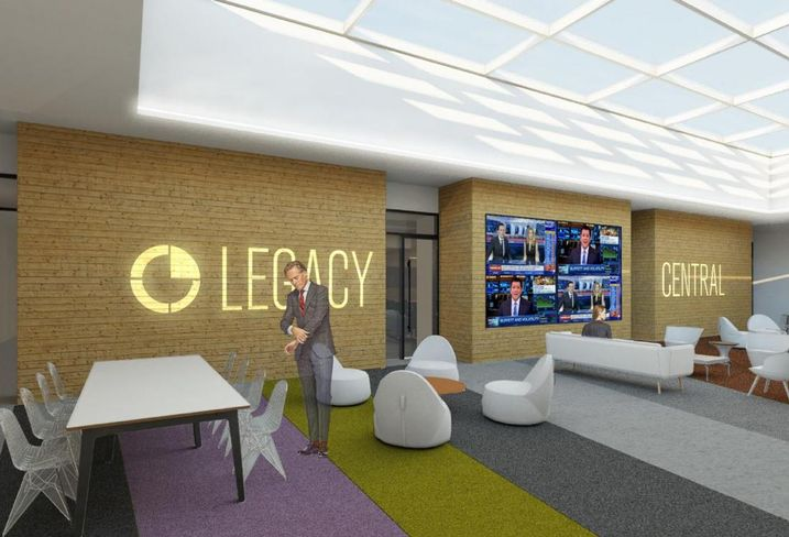 Legacy Central Campus Takes Shape After Phase 1 Renovations