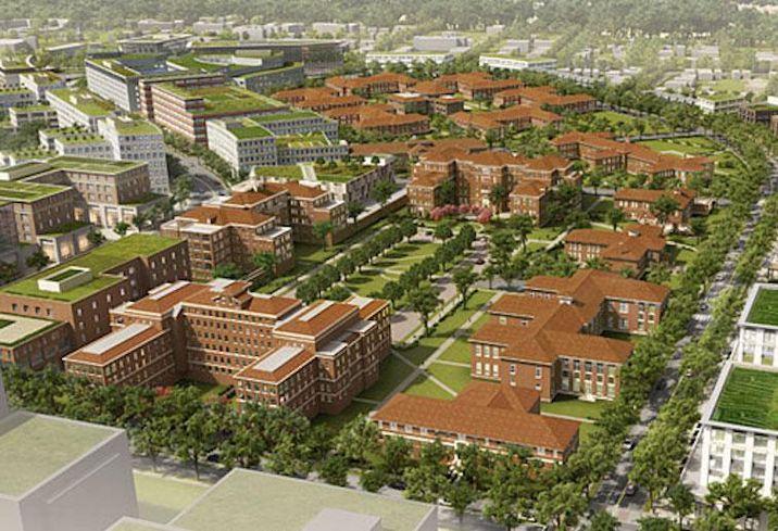 St. Elizabeths East Development