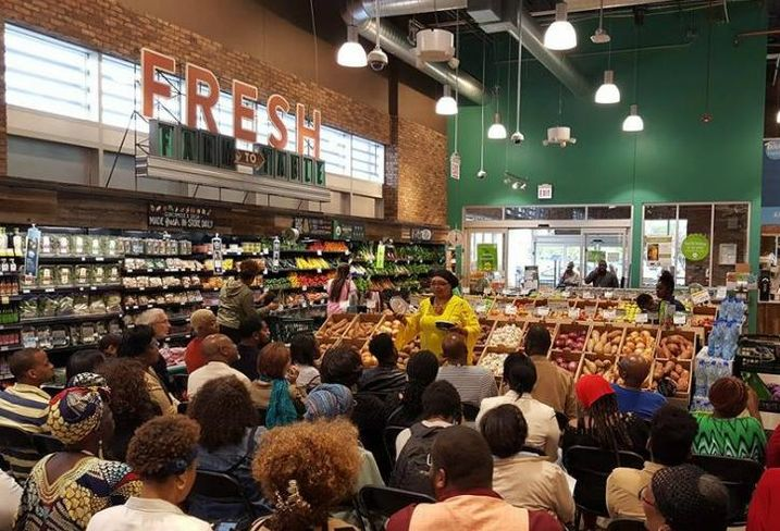 Whole Foods in Englewood
