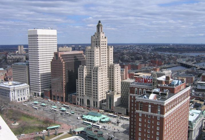 URI Providence A Potential Tenant For Superman Building