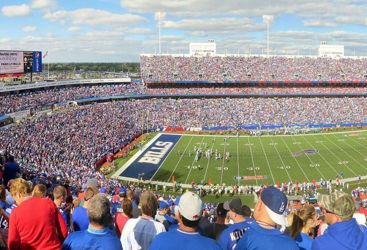 These NFL Teams Will Soon Kick Off In New Stadiums