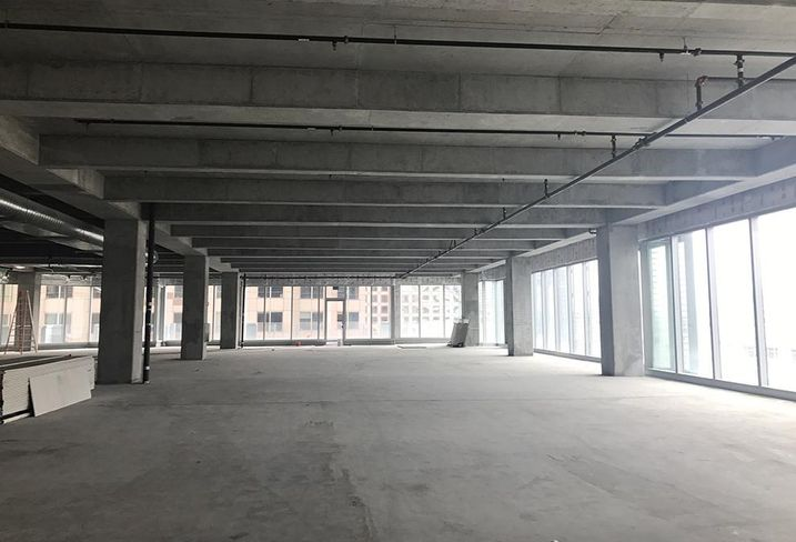 350 Bush Nears Completion, Gears Up For Tenants