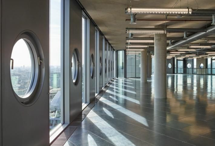 Inside The Most-Talked-About New Office Building Of The Decade