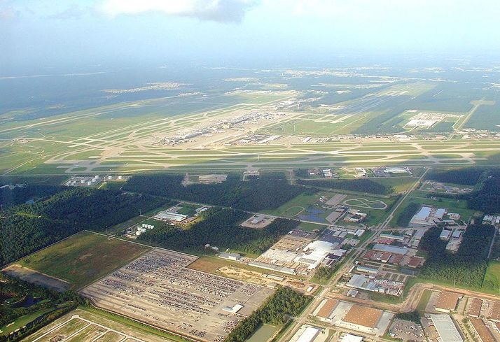 North Houston, IAH