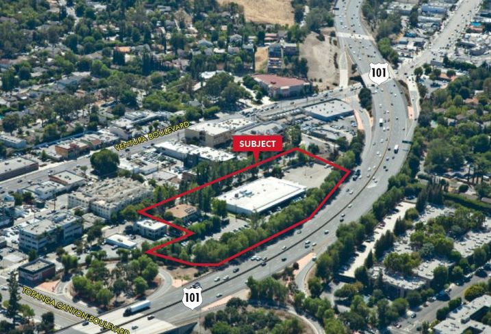 Multifamily development to be built in Woodland Hills, Calif.